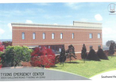 Tysons Emergency Center 2 - SW