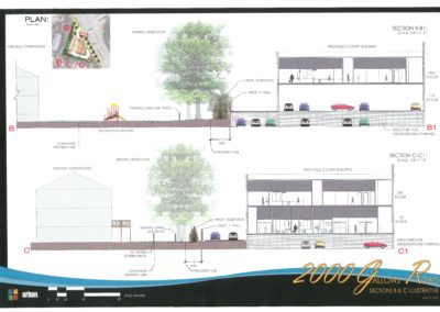 Tysons Emergency Center 6 - Illustrative Section B C